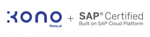 Kono achieves SAP certification for its integration with SAP C4C